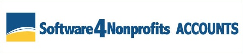 Software4Nonprofits ACCOUNTS
